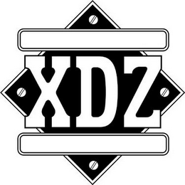 mark for XDZ, trademark #78736587