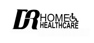 mark for DR HOME HEALTHCARE, trademark #78737249