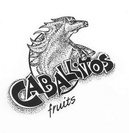 mark for CABALLITOS FRUITS, trademark #78737754