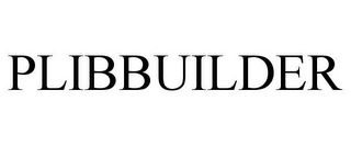 mark for PLIBBUILDER, trademark #78737820