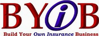 mark for BYOIB BUILD YOUR OWN INSURANCE BUSINESS, trademark #78737867