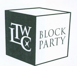 mark for TWLC BLOCK PARTY, trademark #78738902