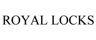 mark for ROYAL LOCKS, trademark #78738971