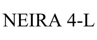 mark for NEIRA 4-L, trademark #78738999