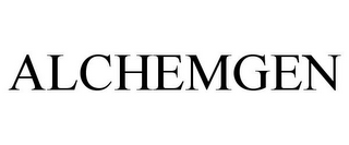 mark for ALCHEMGEN, trademark #78739778