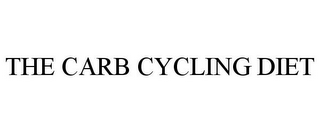 mark for THE CARB CYCLING DIET, trademark #78741084