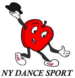 mark for NY DANCE SPORT, trademark #78741319