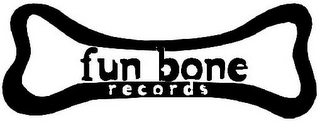 mark for FUN BONE RECORDS, trademark #78741991