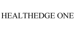 mark for HEALTHEDGE ONE, trademark #78742257
