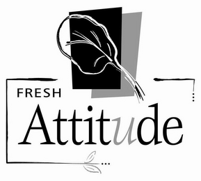 mark for FRESH ATTITUDE, trademark #78742705