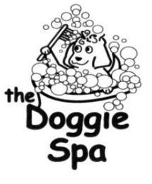 mark for THE DOGGIE SPA, trademark #78742933
