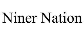 mark for NINER NATION, trademark #78742942