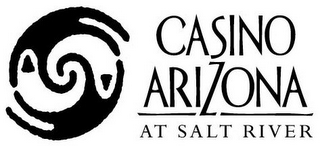 mark for CASINO ARIZONA AT SALT RIVER, trademark #78742985