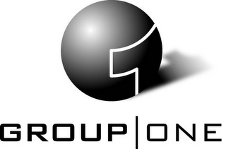 mark for GROUP ONE 1, trademark #78743751