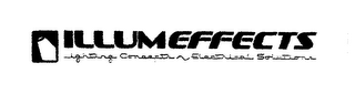 mark for ILLUMEFFECTS LIGHTING CONCEPTS~ELECTRICAL SOLUTIONS, trademark #78743895