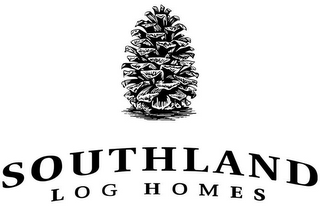 mark for SOUTHLAND LOG HOMES, trademark #78744641