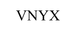 mark for VNYX, trademark #78745005