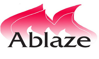 mark for ABLAZE, trademark #78745008