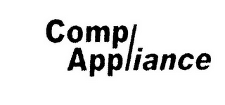 mark for COMPLIANCE APPLIANCE, trademark #78745174