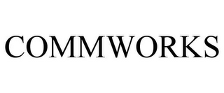 mark for COMMWORKS, trademark #78745684