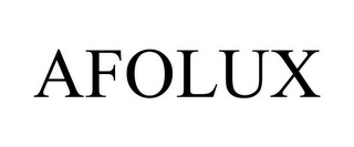 mark for AFOLUX, trademark #78746177
