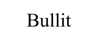 mark for BULLIT, trademark #78746242