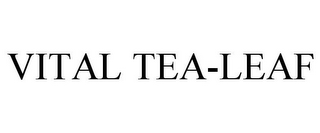mark for VITAL TEA-LEAF, trademark #78746380