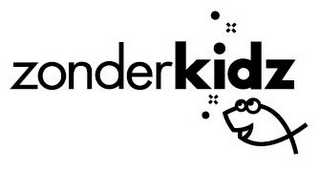 mark for ZONDERKIDZ, trademark #78747583