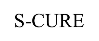 mark for S-CURE, trademark #78748419