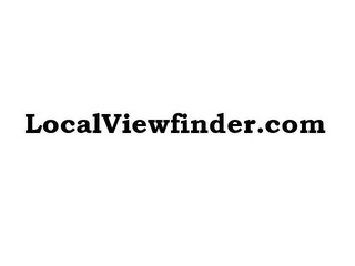 mark for LOCALVIEWFINDER.COM, trademark #78748428
