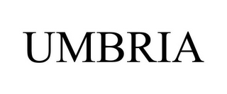 mark for UMBRIA, trademark #78749072