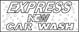 mark for EXPRESS NCW CAR WASH, trademark #78749797
