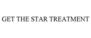 mark for GET THE STAR TREATMENT, trademark #78750273