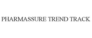 mark for PHARMASSURE TREND TRACK, trademark #78752174