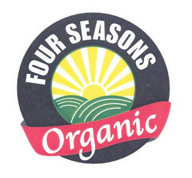 mark for FOUR SEASONS ORGANIC, trademark #78752918