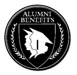 mark for ALUMNI BENEFITS, trademark #78753110