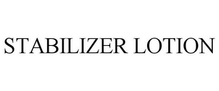 mark for STABILIZER LOTION, trademark #78754279