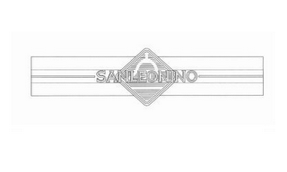mark for SANLEONINO, trademark #78754354