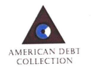 mark for AMERICAN DEBT COLLECTION, trademark #78754383