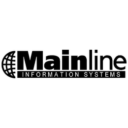 mark for MAINLINE INFORMATION SYSTEMS, trademark #78755018