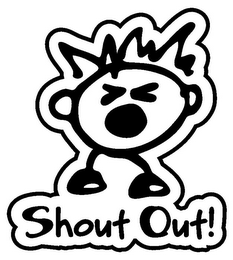 mark for SHOUT OUT!, trademark #78755089