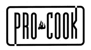 mark for PRO COOK, trademark #78755442