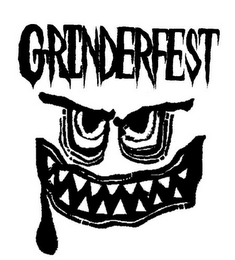mark for GRINDERFEST, trademark #78755460