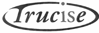 mark for TRUCISE, trademark #78756040