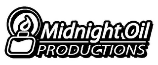 mark for MIDNIGHT OIL PRODUCTIONS, trademark #78756316