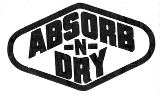 mark for ABSORB-N-DRY, trademark #78756526