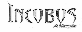 mark for INCUBUS ALLOYS, trademark #78757113