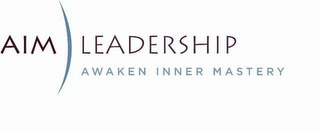 mark for AIM LEADERSHIP AWAKEN INNER MASTERY, trademark #78757792
