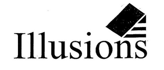 mark for ILLUSIONS, trademark #78758368