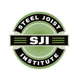 mark for STEEL JOIST INSTITUTE SJI, trademark #78758924